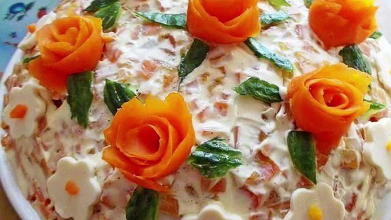 Салат королевский — рецепты с фото