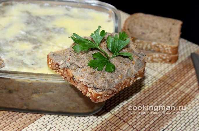 Гусиный паштет - 35 рецептов: паштет | foodini
