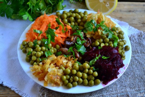 Салат «чафан»: рецепт с фото пошагово. как приготовить классический салат «чафан» с мясом без майонеза?