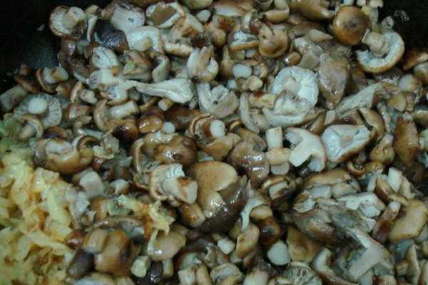 Грибной соус из замороженных грибов — секреты приготовления