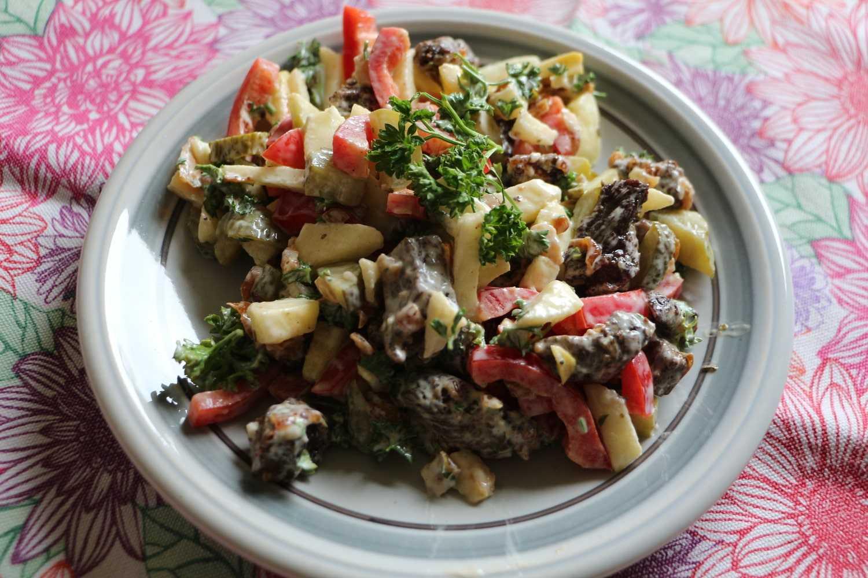 Салат прага - 7 рецептов с фото пошагово (вкуснотища необыкновенная)