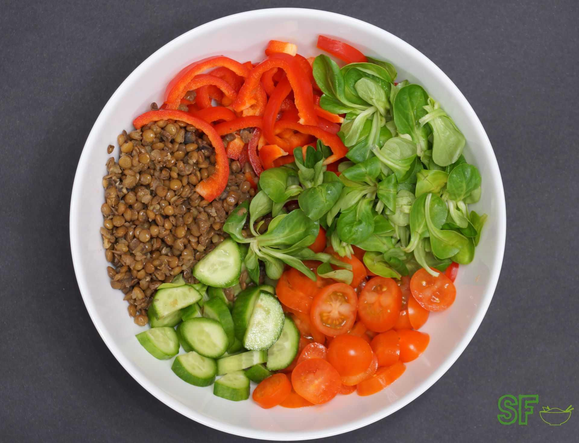 Блюда из чечевицы зеленой: рецепты просто и вкусно, фото пошагово