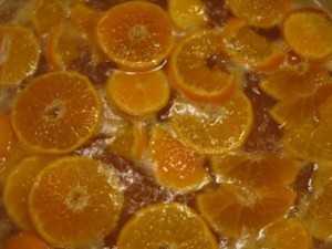 Варенье из мандаринов дольками и с кожурой: рецепт с фото