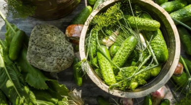 Малосольные овощи ассорти быстрого приготовления — рецепт с фото