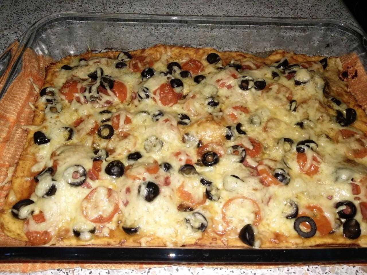 Пицца с грибами, сыром, помидорами, колбасой и другими ингредиентами: фото и рецепты приготовления