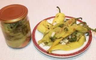 Перец горький, маринованный на зиму по-грузински цицак: 5 рецептов с фото