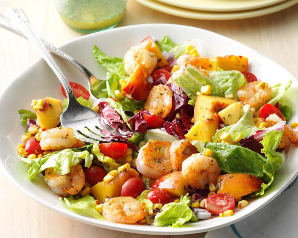 Летние салаты – простые, вкусные и недорогие рецепты