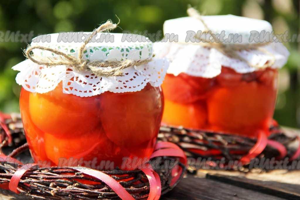 Вкусная и ароматная консервированная черешня на зиму. лучшие рецепты консервации черешни для всех