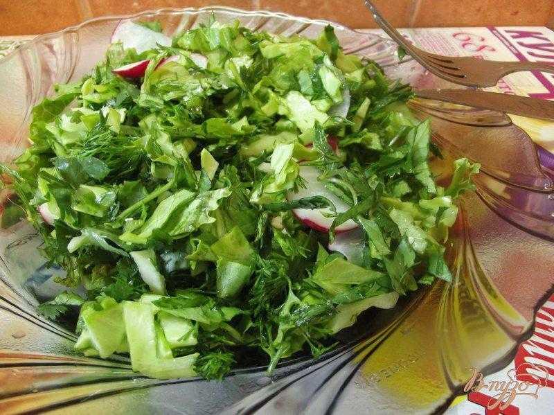 Салат из крапивы с яйцами на скорую руку рецепт с фото пошагово и видео