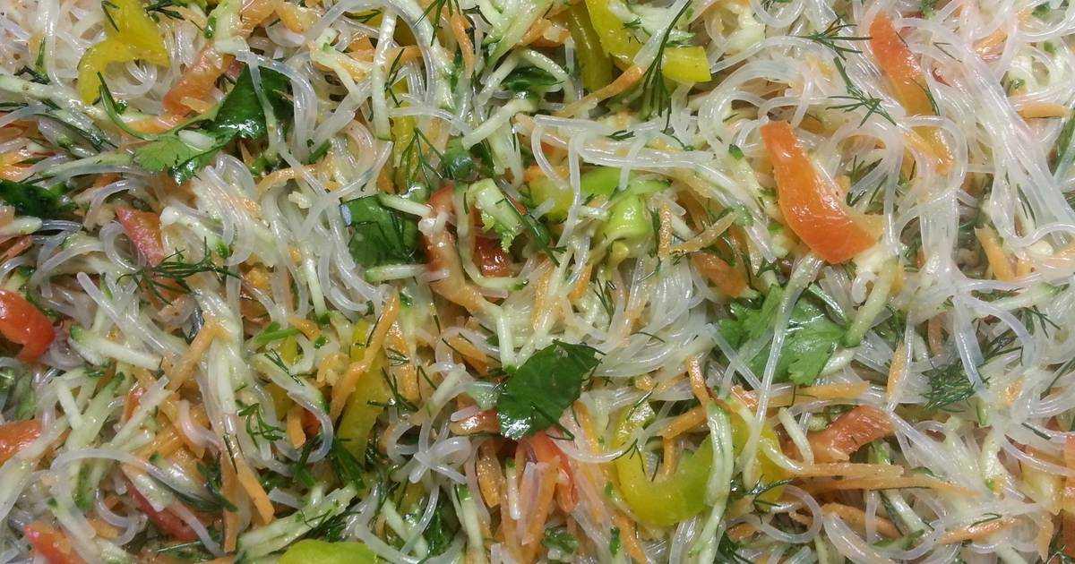 Салат хе из рыбы по-корейски с морковью   3 рецепта приготовления