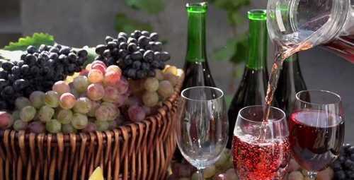 Домашнее вино из виноградных листьев - пошаговый рецепт