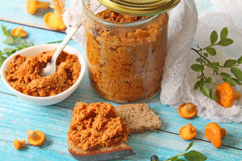 Заготовка из лисичек на зиму. простые русские рецепты: консервация, сушка и заморозка