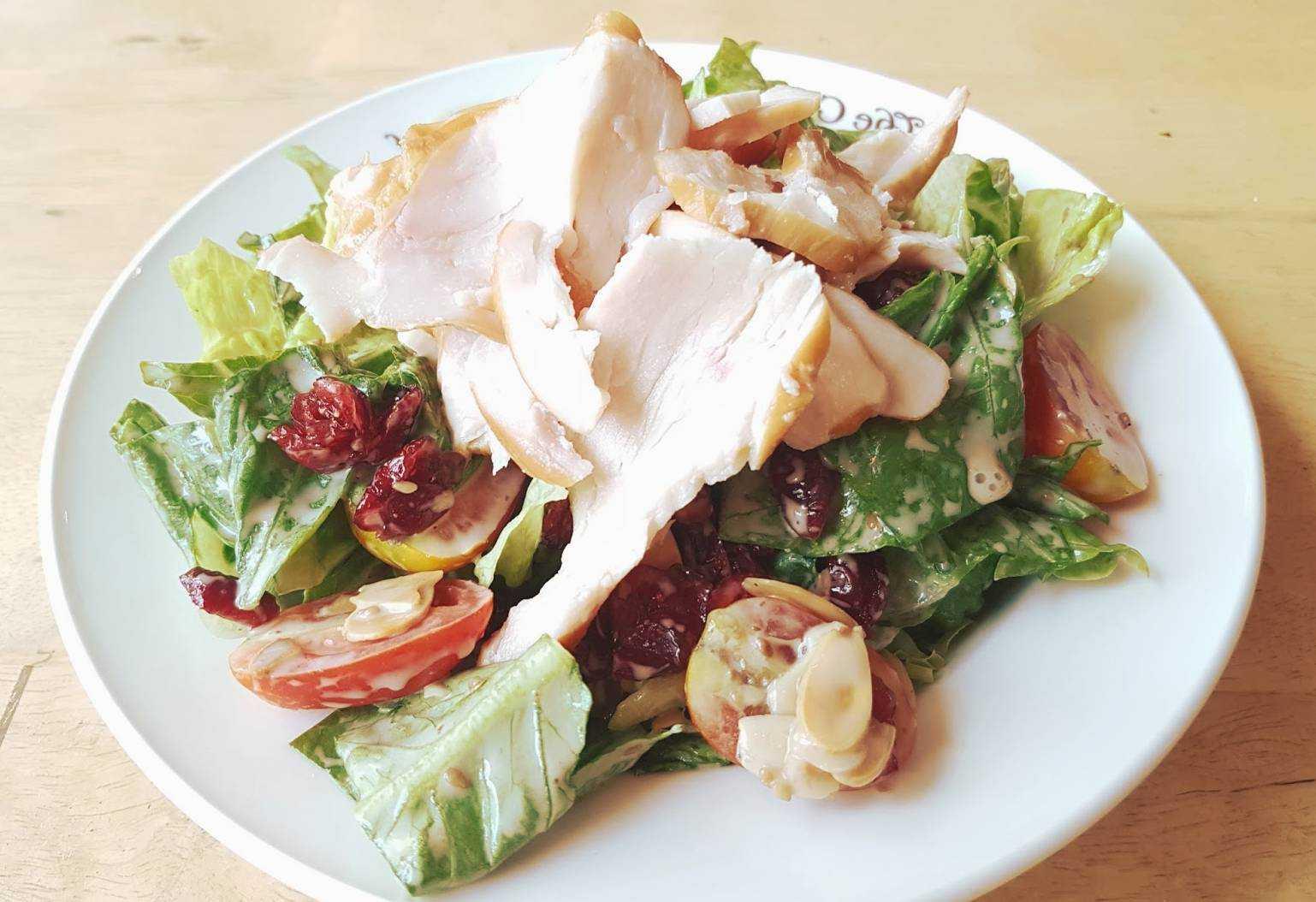 Салат курица под кайфом - не форматное блюдо в рамках кулинарного творчества: рецепт с фото и видео