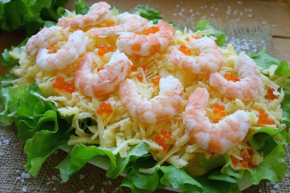 Салат с апельсином и курицей сыром – прекрасный выбор для праздничного стола: рецепт с фото и видео
