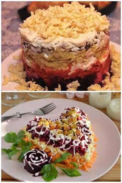 Как сделать классический салат любовница по пошаговому рецепту с фото