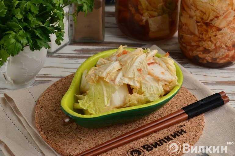 Чимча по корейски, рецепты из пекинской капусты