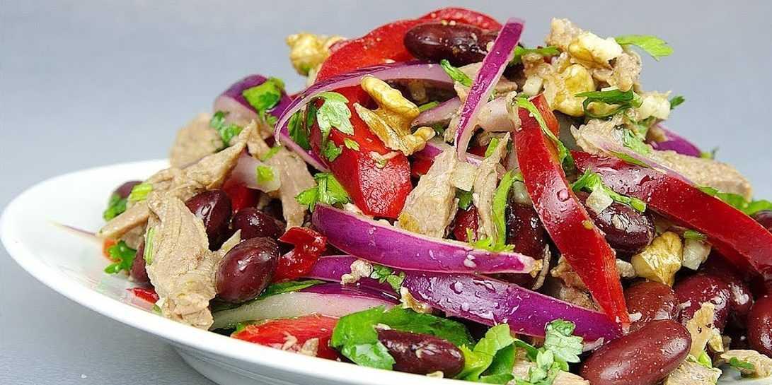 Салат фаворит по моему рецепту