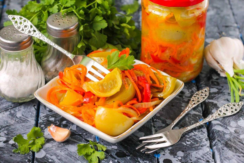 Как замариновать зеленые помидоры быстрого приготовления: лучшие рецепты маринованных томатов с минимумом затрат времени и сил