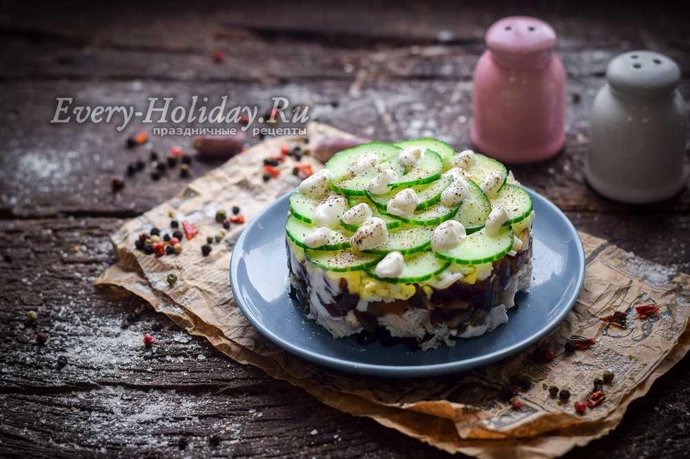 Как приготовить салат цезарь в домашних условиях - 5 пошаговых рецептов с фото