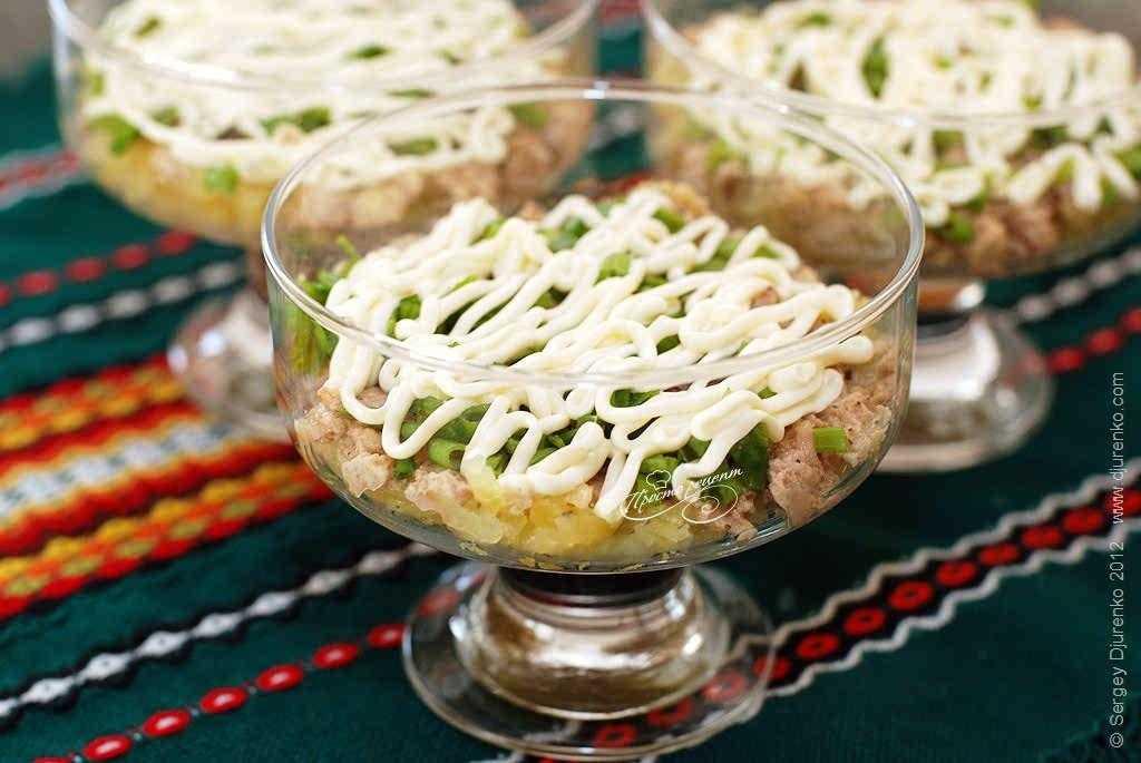Салат из печени трески — 8 наивкуснейших рецептов