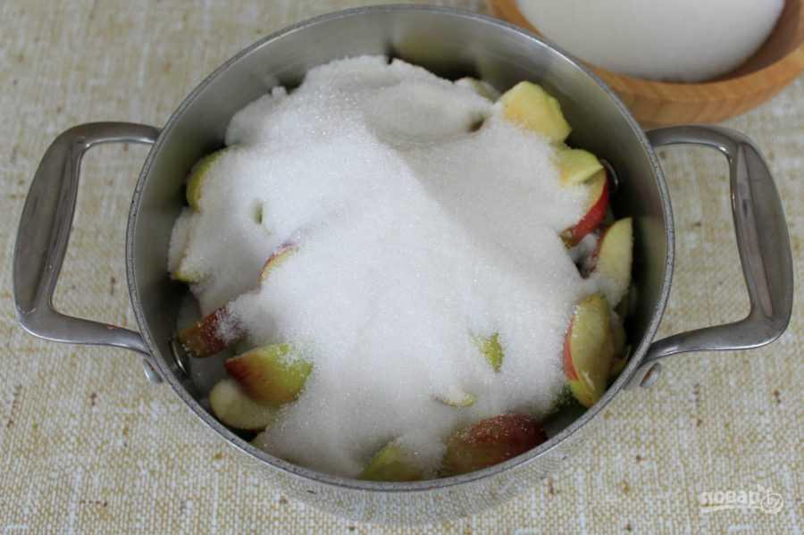 Повидло из яблок в мультиварке — пошаговый рецепт с фото