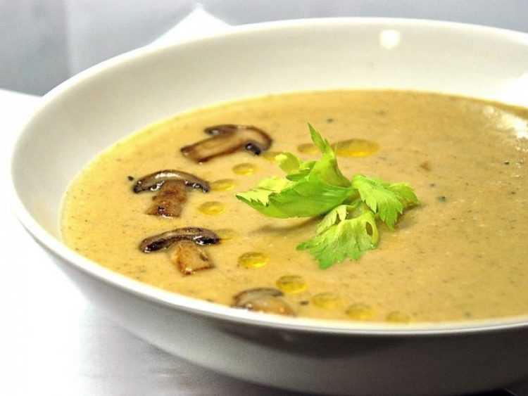 Грибной суп из замороженных белых грибов – наслаждение вкусом в любое время года: рецепт с фото и видео