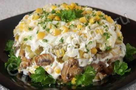 Салат «лисья шубка»: 9 рецептов, советы по приготовлению