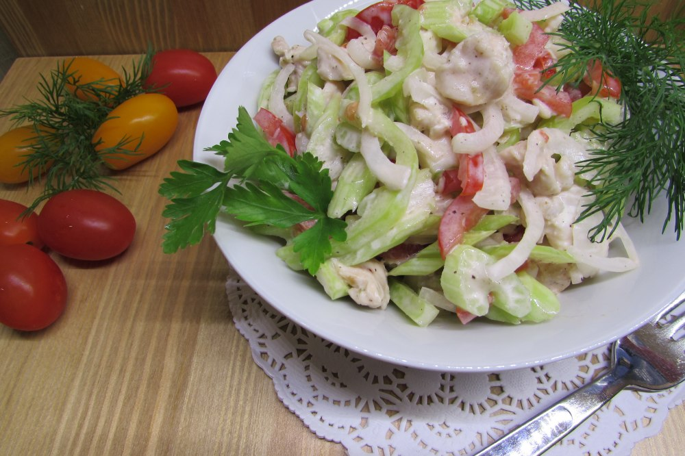 Салат грация рецепт пошаговый рецепт с фото 17:42 2021