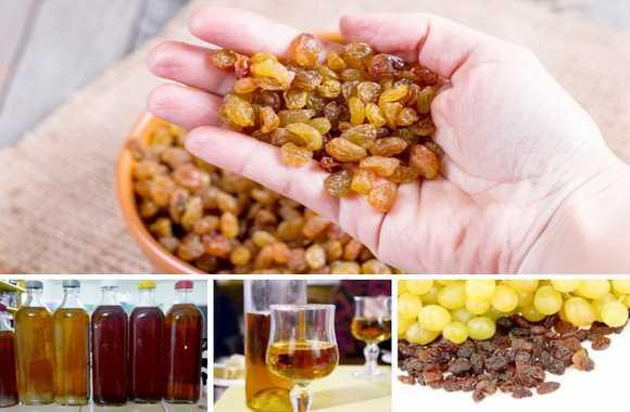 Вино из изюма в домашних условиях: рецепты с рисом