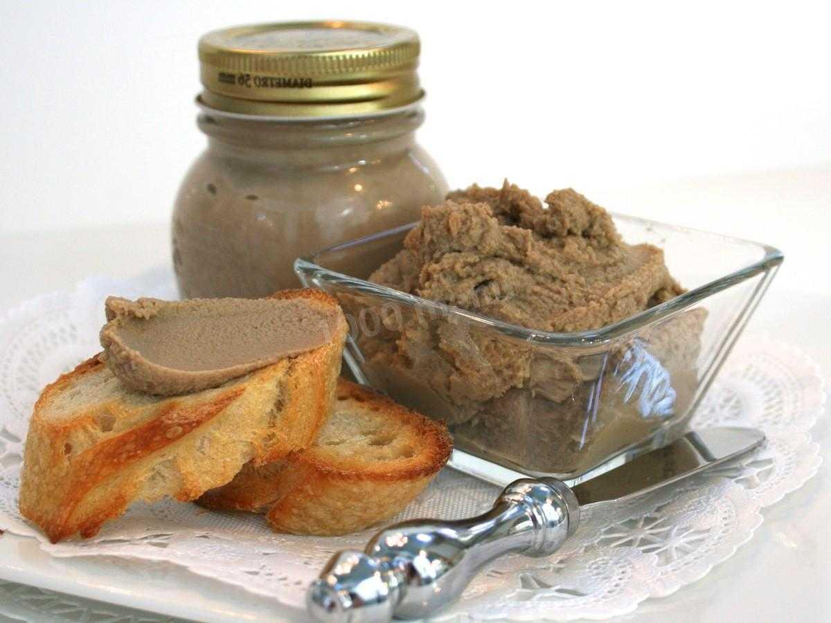 Как приготовить паштет из печени в домашних условиях