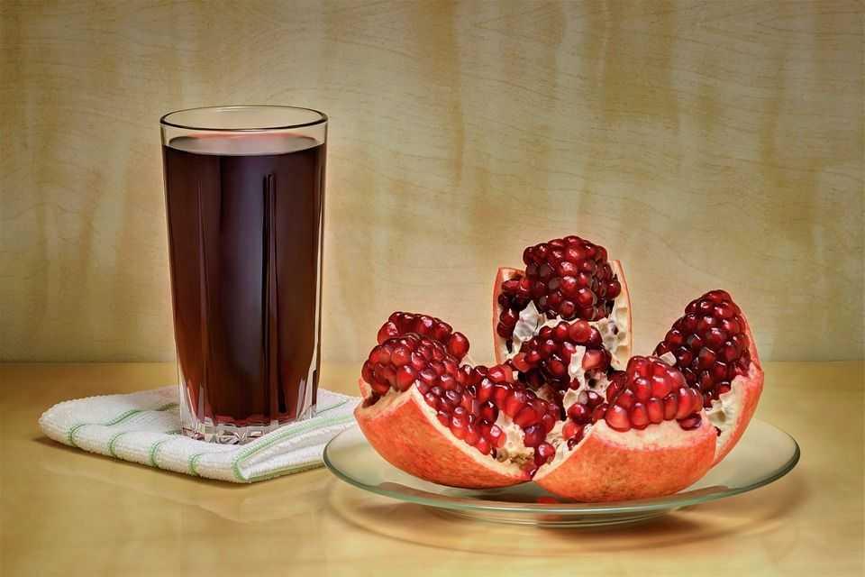 Гранатовый сок — польза и вред для организма женщин и мужчин, противопоказания, как правильно пить