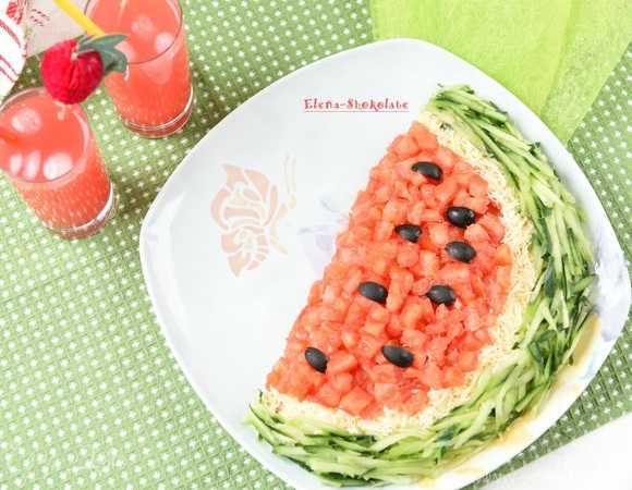 Салат с виноградом и курицей: 9 вариантов изысканного блюда
