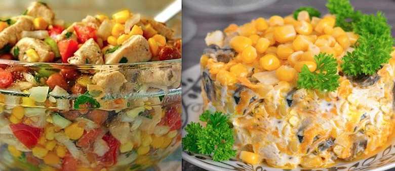 Салат рафаэлло с курицей и грибами рецепт с фото пошагово - 1000.menu
