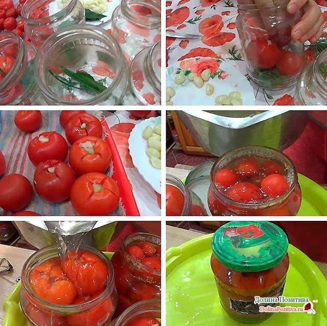 Рецепты маринованных помидоров и особенности их приготовления. Классический рецепт помидоров, рецепт с добавлением пряностей, со сливами и перцем. Соленые и сладкие помидоры. Способы хранения.