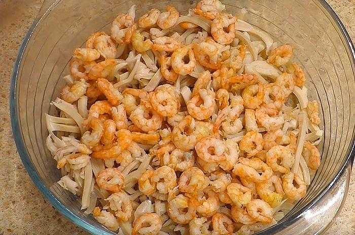 Салат жареный кальмар - 31 рецепт: салаты | foodini