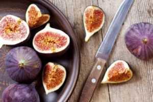 Свойства и польза сушеного инжира для организма