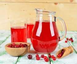 Чай с клюквой: полезные свойства, противопоказания