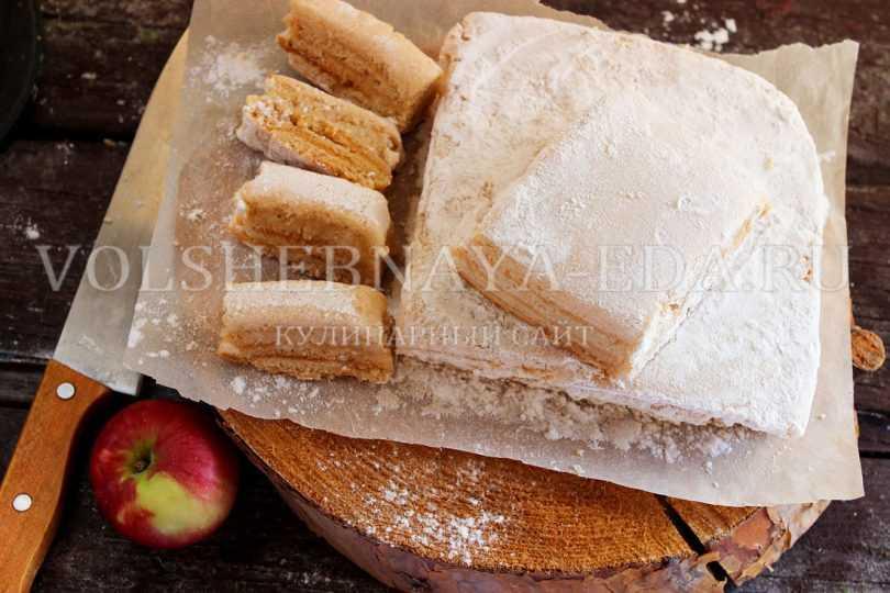 Домашний зефир из яблок — рецепты из яблочного повидла и пюре