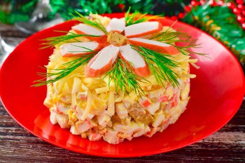 Салат с апельсином – новые грани вкуса: рецепт с фото и видео