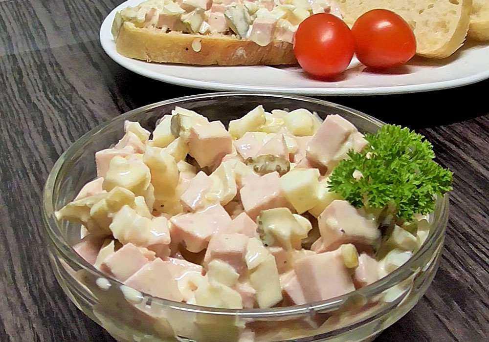 Рецепт салата «столичный»: классический отшеф-повара «москвы» ивариации отсовременных хозяек