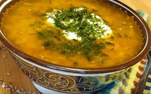 Рецепт диетического крупяного супа ?: как приготовить в [2018] из овсянки, гречки, ячневых злаков, а также полезные рекомендации | диеты и рецепты