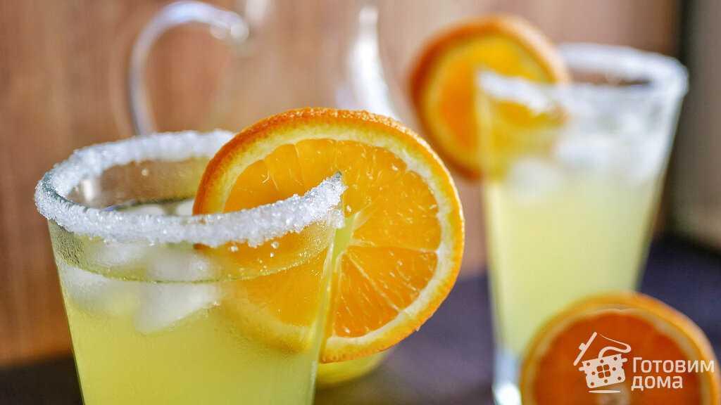 Лимонад из мандаринов в домашних условиях – рецепт с фото