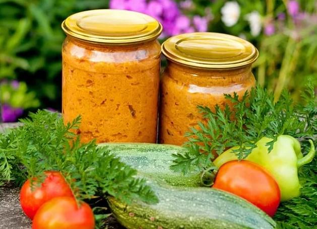 Кабачковая икра на зиму: лучшие рецепты приготовления в домашних условиях