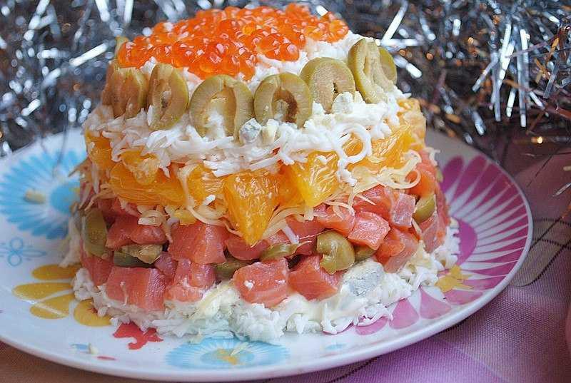 Салат морское чудо с креветками. салат «чудо морское» - тонкости приготовления
