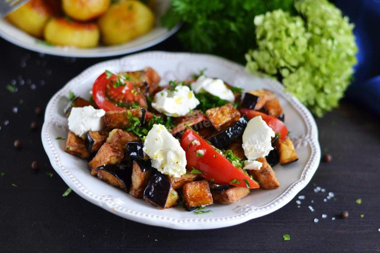 Салат из ржаного хлеба с помидорами - пошаговый рецепт с фото на сайте банк поваров