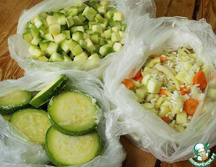 Как готовить замороженные белые грибы: особенности заморозки и рецепты блюд из продукта