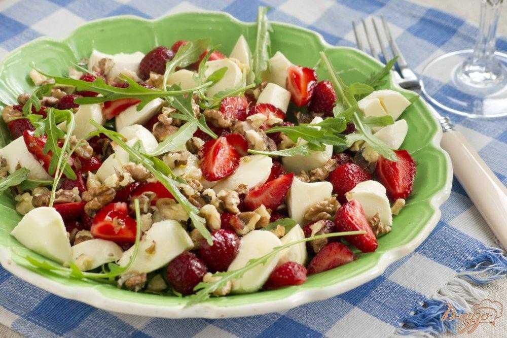 Рецепты салат лето