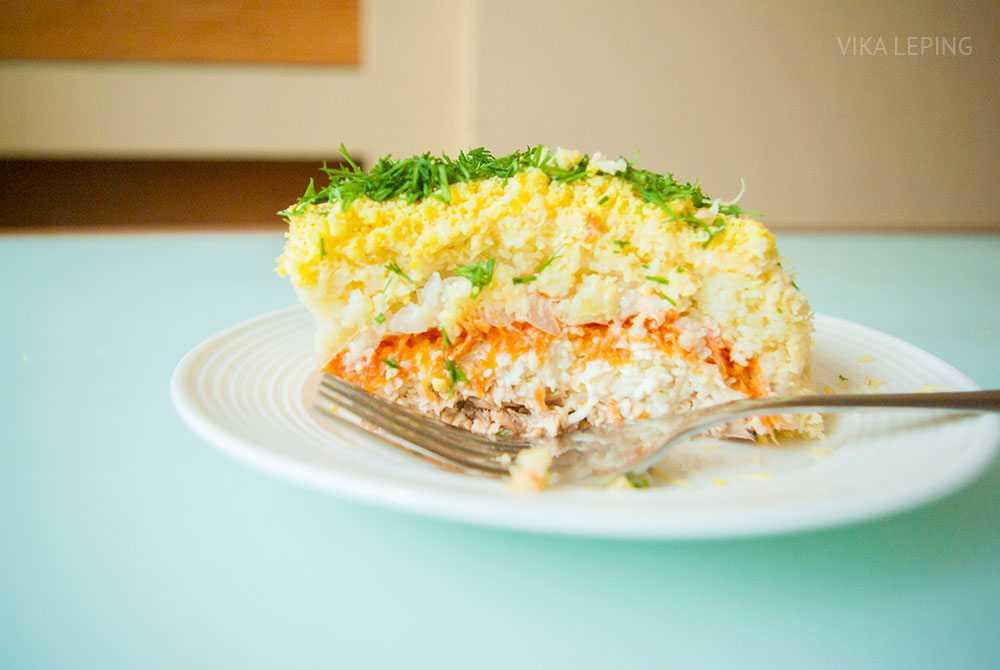 Салат мимоза с семгой классический рецепт. салат «мимоза» с семгой