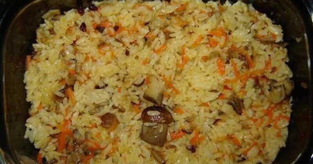 Диетический плов: низкокалорийные рецепты с курицей, говядиной, без мяса, вариант приготовления в мультиварке