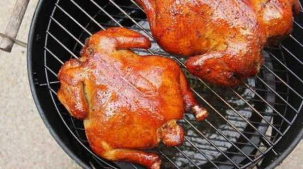 Как коптить куриные крылышки - вкусные рецепты от receptpizza.ru